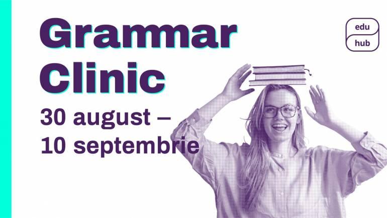 Grammar Clinic