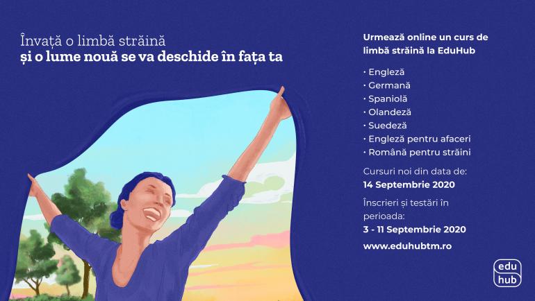 Noi cursuri online, dedicate adulților, din 14 Septembrie 2020