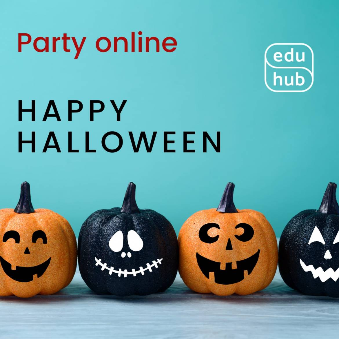 Happy Halloween – Online Party