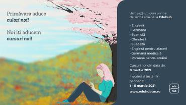 Noi cursuri online, dedicate adulților, din 8 Martie 2020